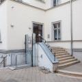 Vita Residenz Zugang und Treppe