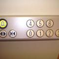 Aufzug Bedienung